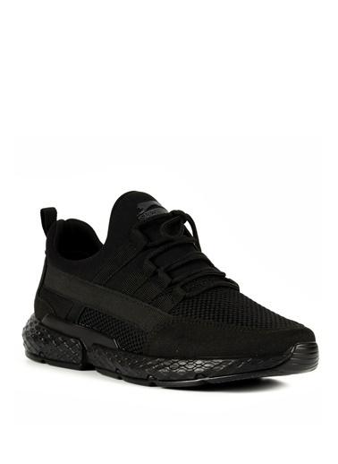 Slazenger Slazenger TWIN Koşu & Yürüyüş Erkek Ayakkabı  Siyah
